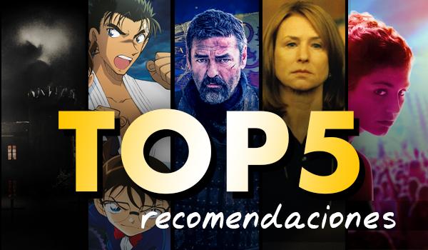 Top 5 recomendaciones Alfa Pictures